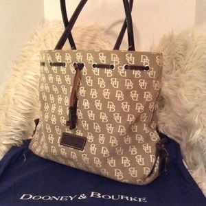 DOONEY & BOURKE- large tote
